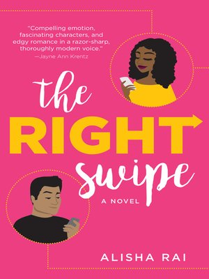 cover image of The Right Swipe