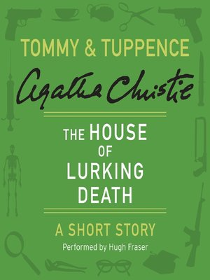 cover image of The House of Lurking Death