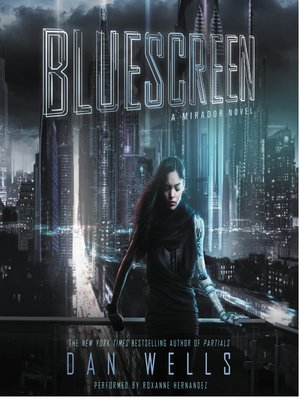 cover image of Bluescreen