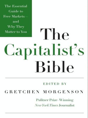 cover image of The Capitalist's Bible