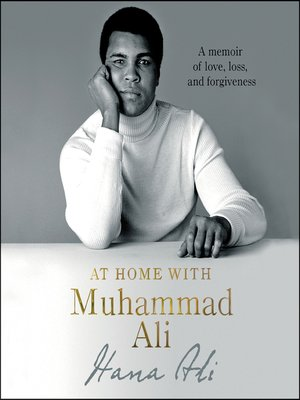 cover image of At Home with Muhammad Ali