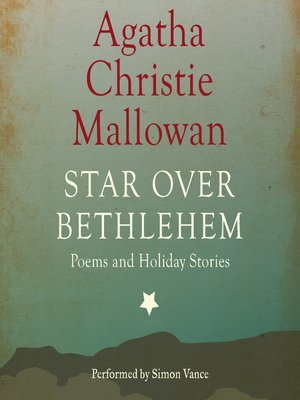 cover image of Star Over Bethlehem and Other Stories