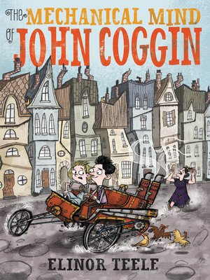 cover image of The Mechanical Mind of John Coggin