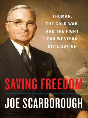 cover image of Saving Freedom