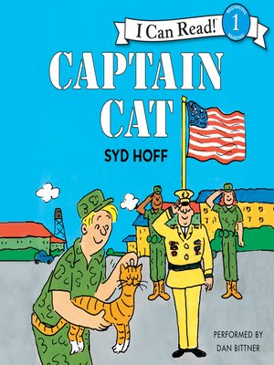 cover image of Captain Cat