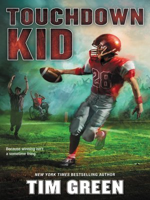 cover image of Touchdown Kid