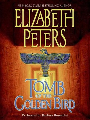 cover image of Tomb of the Golden Bird