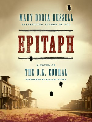 cover image of Epitaph