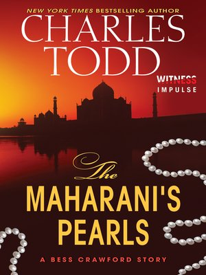 cover image of The Maharani's Pearls