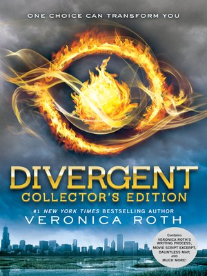 cover image of Divergent