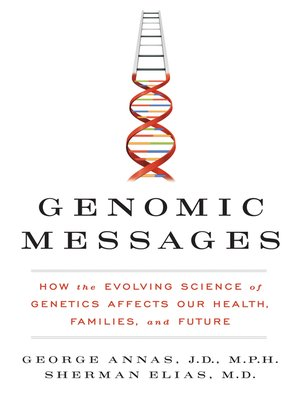 cover image of Genomic Messages