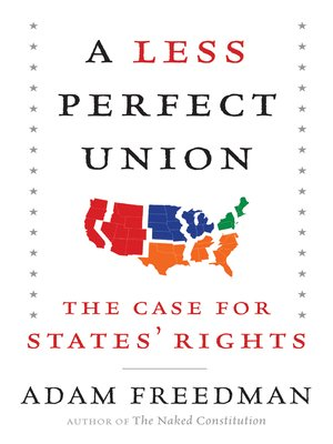 cover image of A Less Perfect Union
