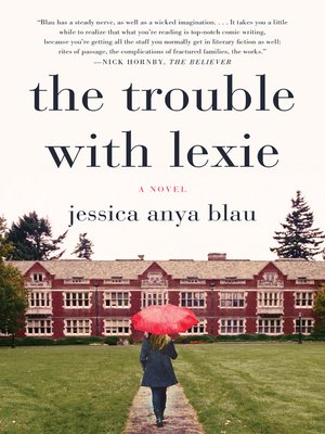 cover image of The Trouble with Lexie
