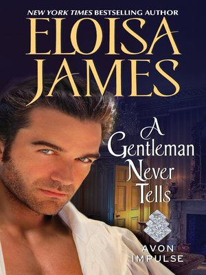 cover image of A Gentleman Never Tells