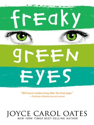 cover image of Freaky Green Eyes