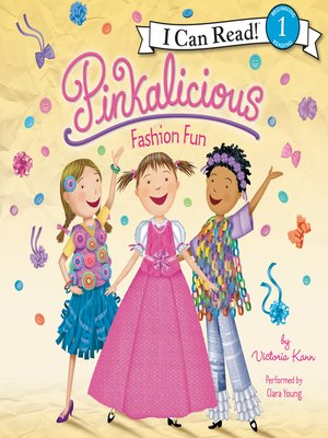 cover image of Fashion Fun