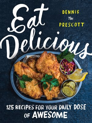 cover image of Eat Delicious