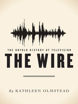 cover image of The Wire