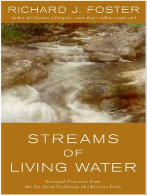 cover image of Streams of Living Water