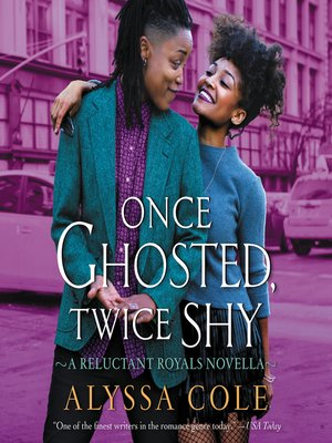 cover image of Once Ghosted, Twice Shy