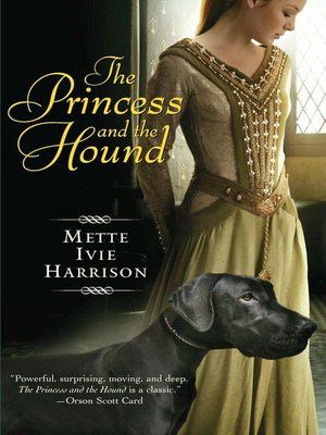 cover image of The Princess and the Hound