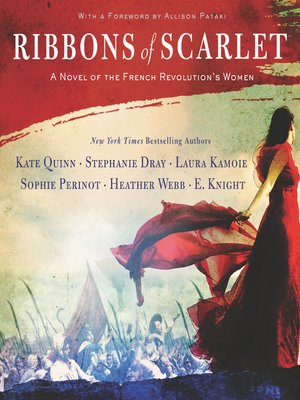 cover image of Ribbons of Scarlet