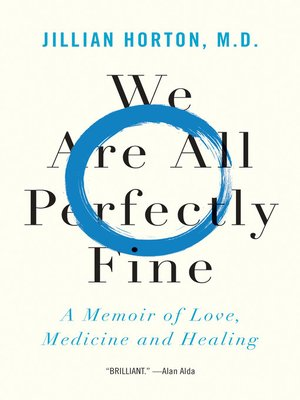 cover image of We Are All Perfectly Fine