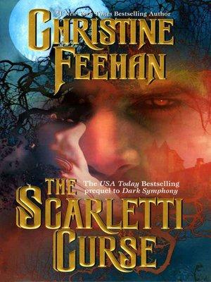 cover image of The Scarletti Curse