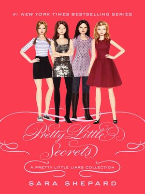 cover image of Pretty Little Secrets