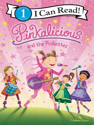cover image of Pinkalicious and the Pinkettes