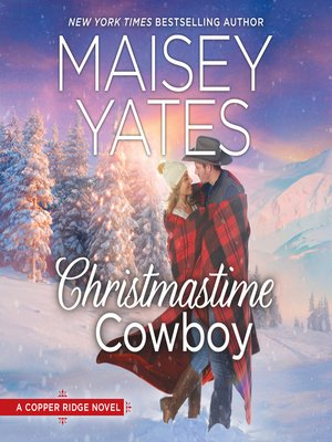 cover image of Christmastime Cowboy