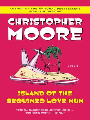 cover image of Island of the Sequined Love Nun