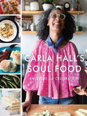 cover image of Carla Hall's Soul Food
