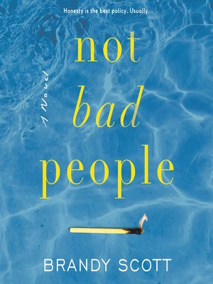 cover image of Not Bad People