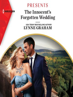 cover image of The Innocent's Forgotten Wedding