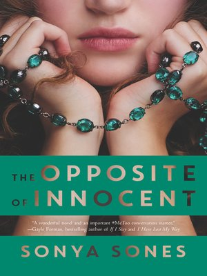 cover image of The Opposite of Innocent