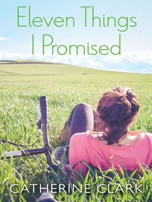 cover image of Eleven Things I Promised