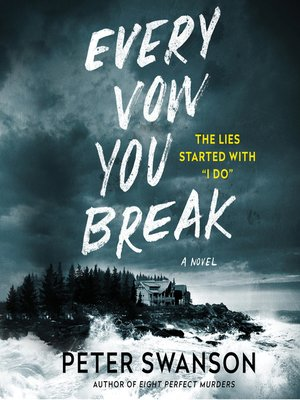 cover image of Every Vow You Break
