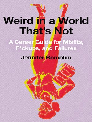cover image of Weird in a World That's Not