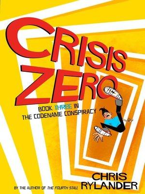 cover image of Crisis Zero