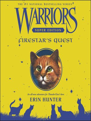 cover image of Firestar's Quest