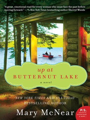 cover image of Up at Butternut Lake