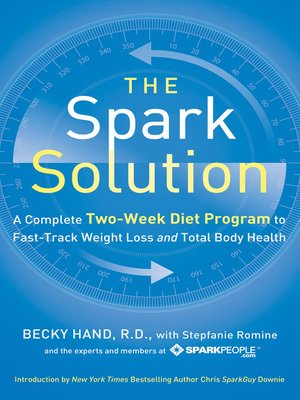 cover image of The Spark Solution
