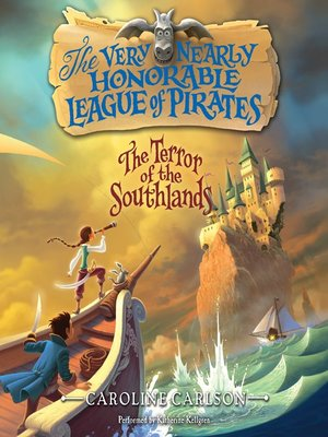cover image of The Terror of the Southlands