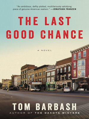 cover image of The Last Good Chance