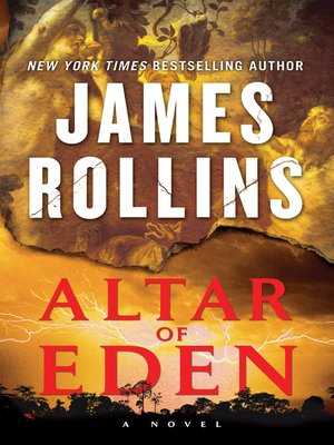 cover image of Altar of Eden