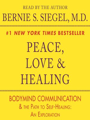 cover image of Peace, Love and Healing