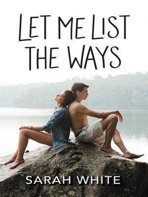 cover image of Let Me List the Ways