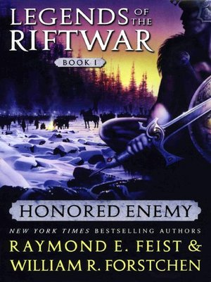 cover image of Honored Enemy