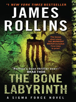 cover image of The Bone Labyrinth